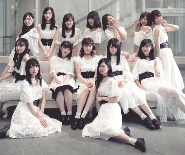 Nogizaka46 Under Album Boku Dake no Kimi.jpeg