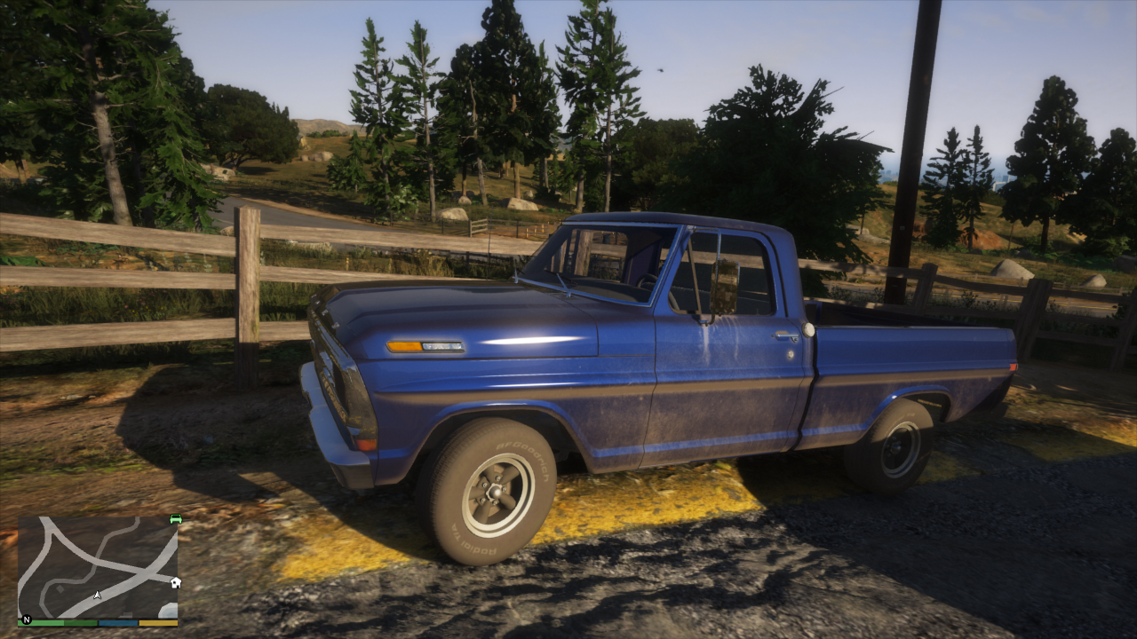 Ford F100 '1970 - DOWNLOAD