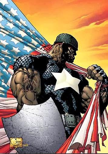 El primer Capitán América