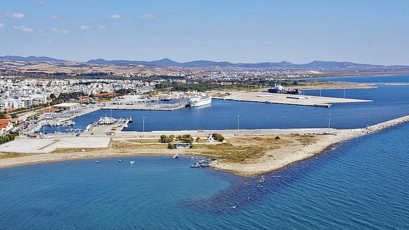Μετά τον ΟΛΘ ιδιωτικοποιείται το λιμάνι της Αλεξανδρούπολης