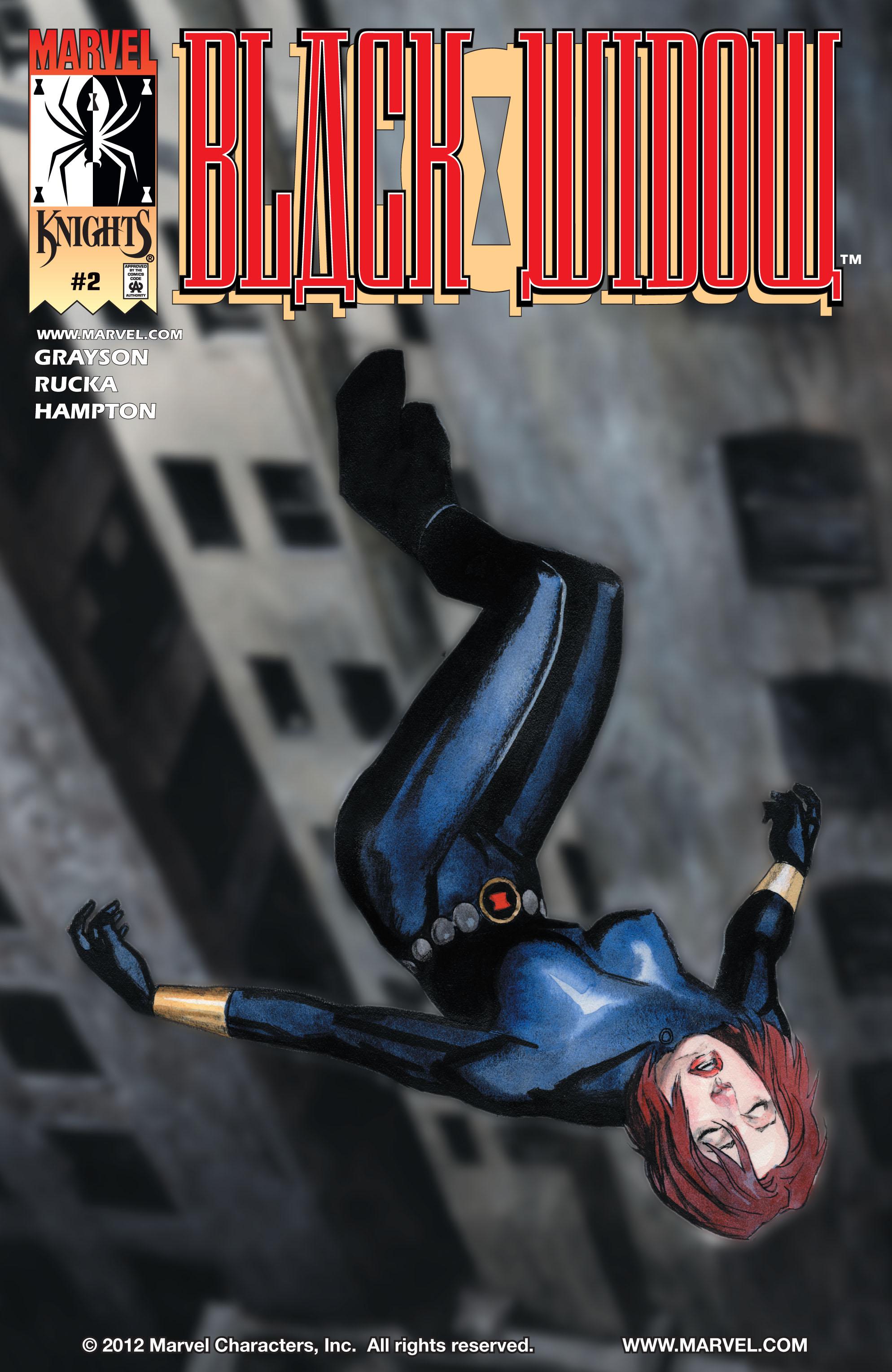 Black Widow (2001) 2 Page 1