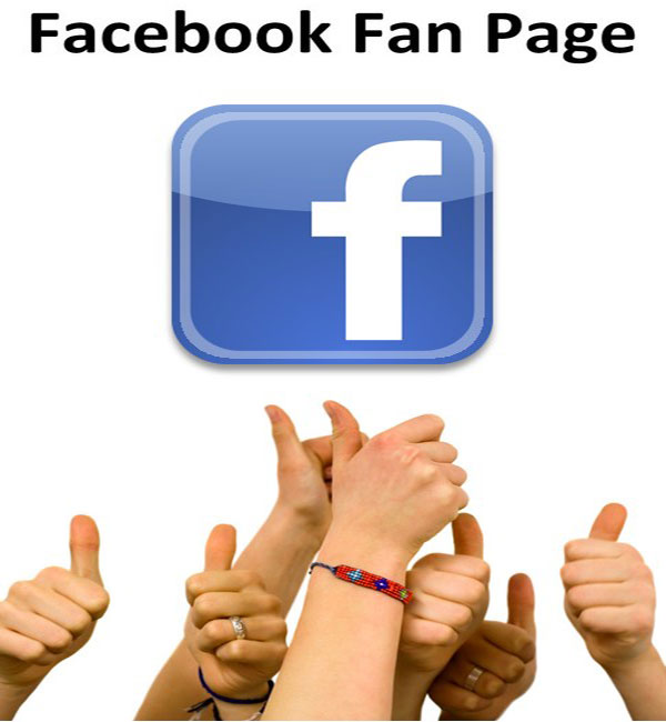 Mua sắm trực tuyến dễ dàng trên fanpage facebook
