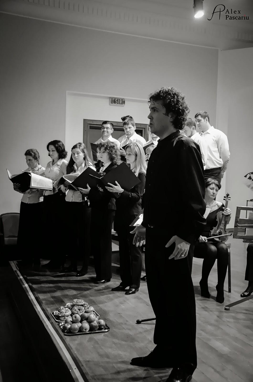 Concert de colinde Armonia Lucis 10