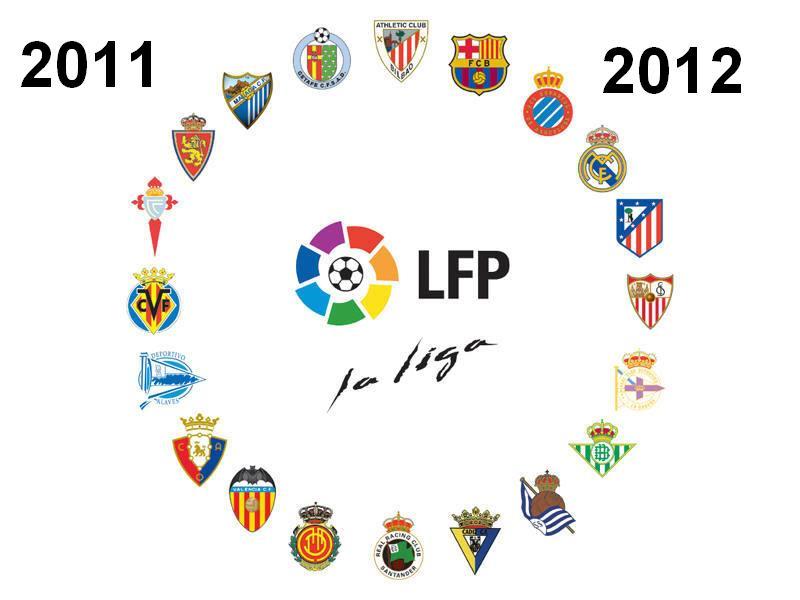 Calendario Lfp.Calendario De La Liga Espanola 2011 2012