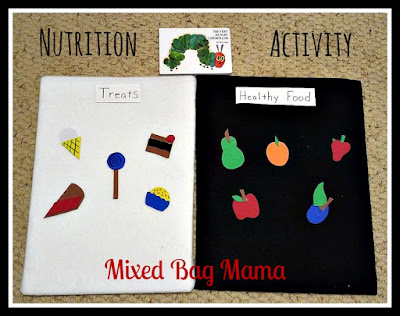 TVHC nutrition activity
