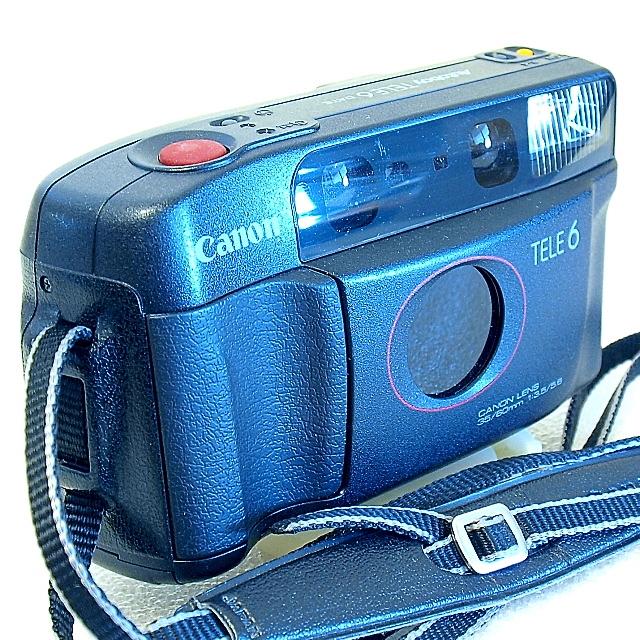 Canon Autoboy Tele 6 35mm AF Camera