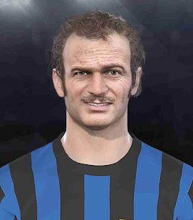 PES 2019 Faces Sandro Mazzola by DNA+I