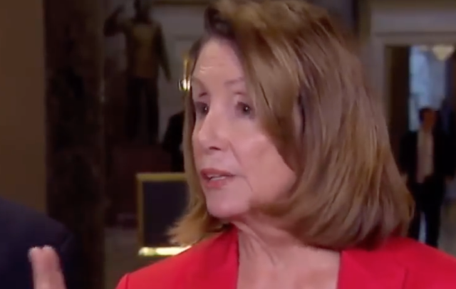 VIDEO: Saying 'Constitution' triggers Nancy Pelosi face spasm