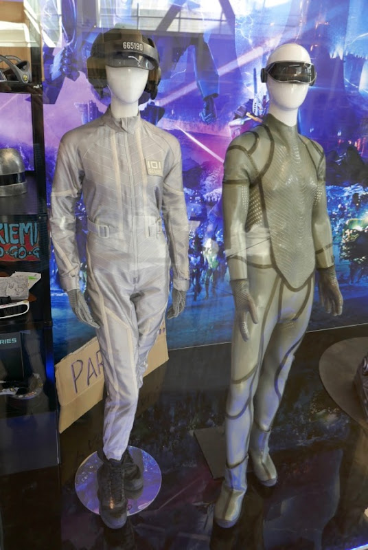Ready Player One movie costumes