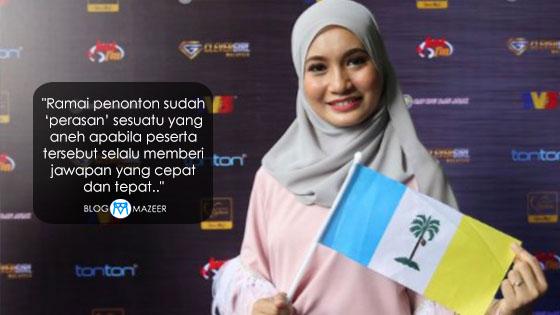 Kecewa Dengan Produksi, Perserta Clever Girl Malaysia Lulusan Oxford Tarik Diri