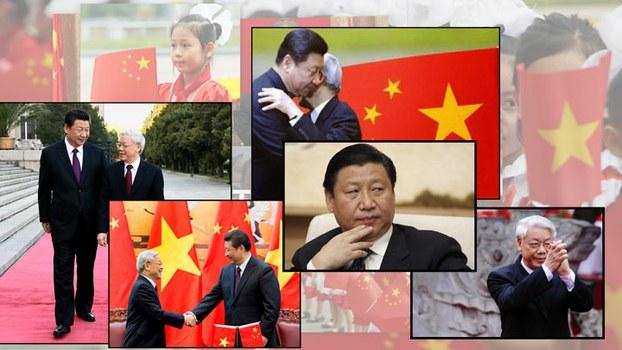 TBT Nguyễn Phú Trọng thăm Mỹ: Trong va li có một con rắn Trung hoa?