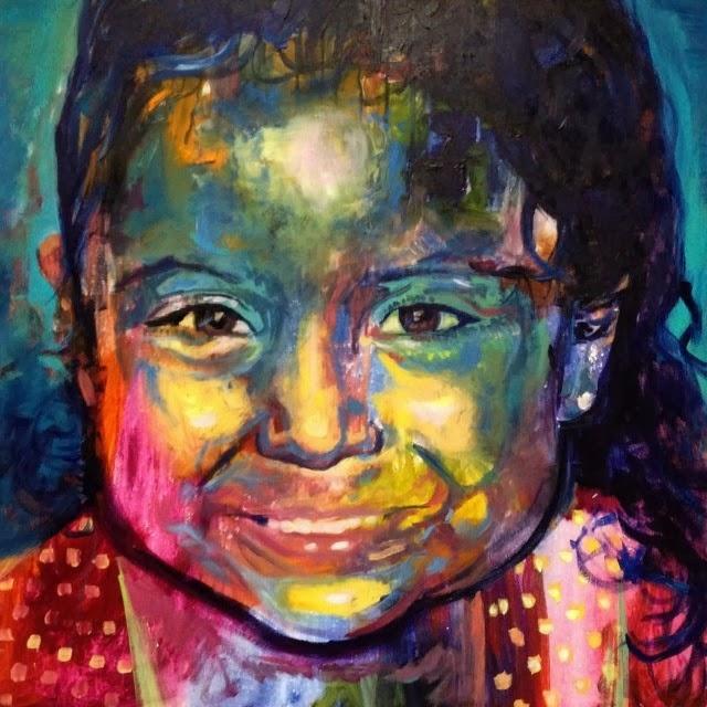 Современное искусство портрета. Chris Bennett