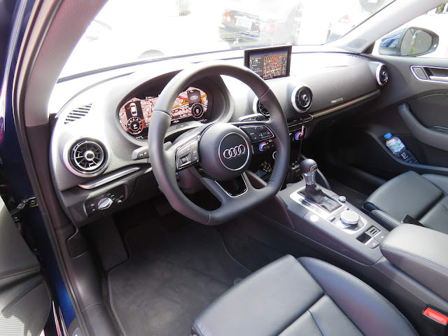 Audi A3 Sedan 2018 - interior