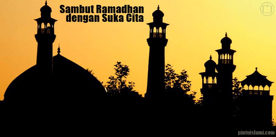 4 Cara Menyambut Bulan Suci Ramadhan