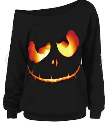 Rosegal Halloween Sale | Ubrania z Hallowen'owym motywem