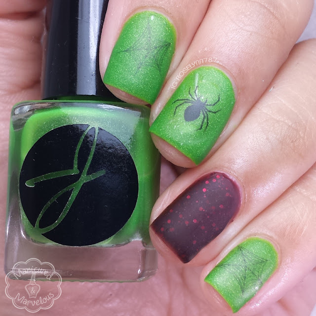 Green Goddess Creations - Get Spooked Nail Decals