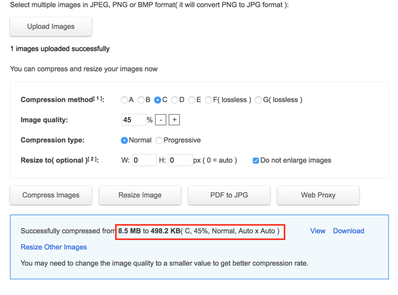 Cara Mudah Mengecilkan Ukuran Foto Menjadi 200 kb Tanpa Mengurangi Kualitas
