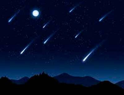 QUE ESTA PASANDO? avistamiento de meteoritos en Varias partes de norte america.