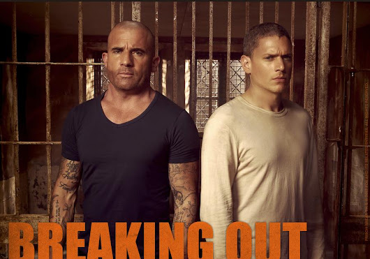 The All-New PRISON BREAK Returns Exclusively on 2nd Avenue