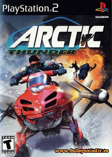 Arctic Thunder (PAL) Playstation 2 Tek Link