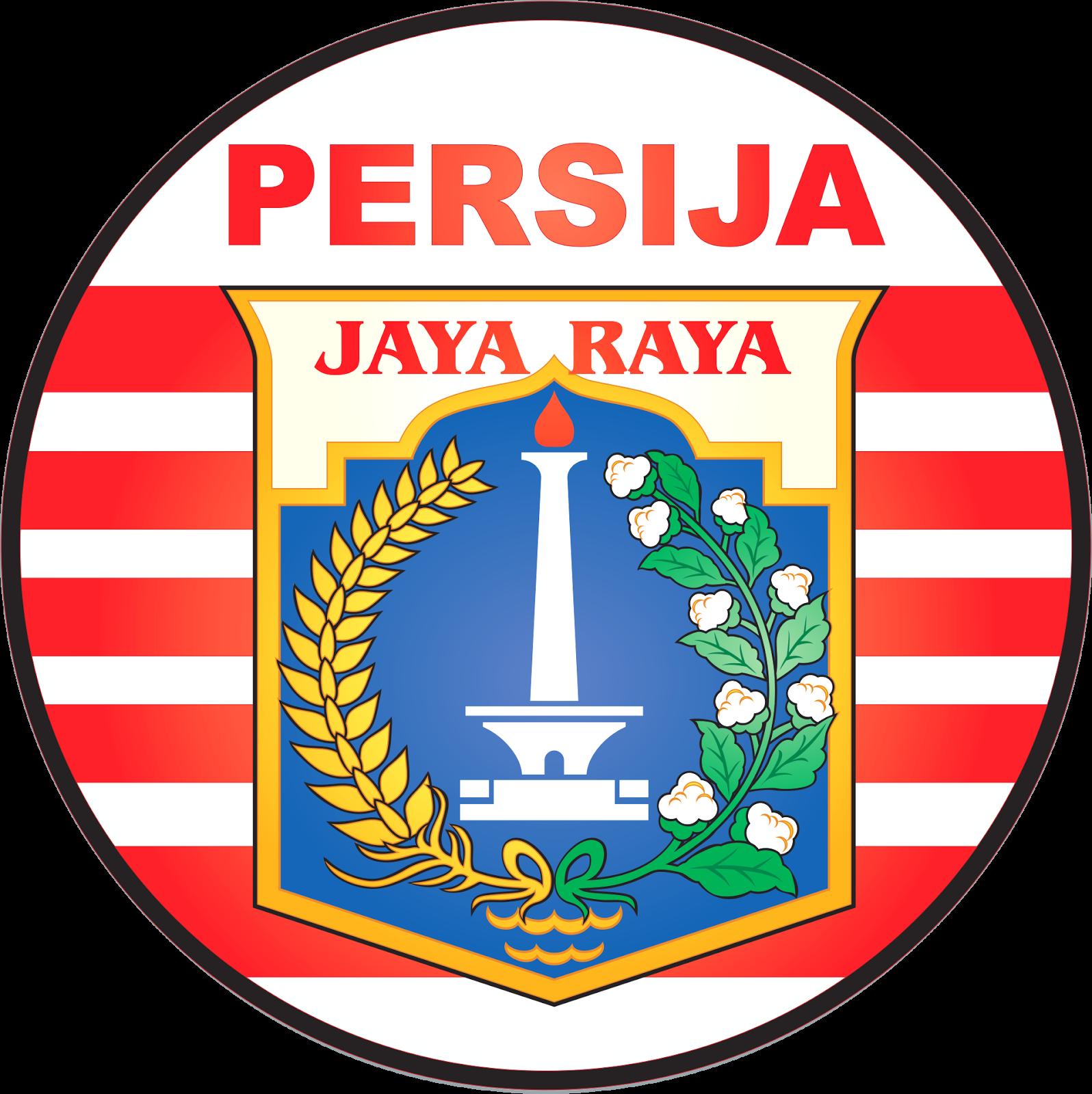 Logo Persija Jakarta 237 Design