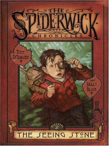Spiderwick Guide Book Field Author Chronicles