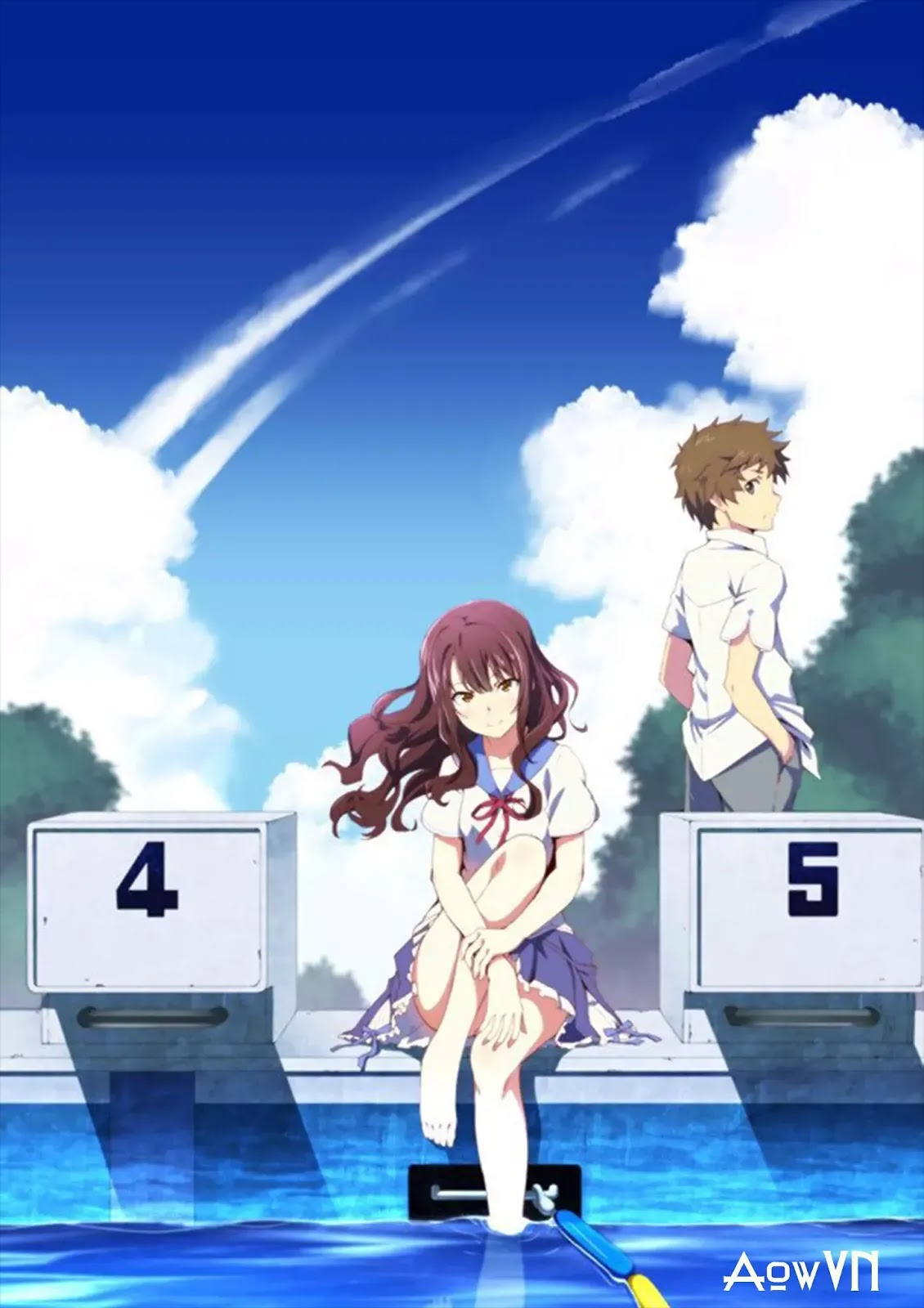 AowVN.org minz%2B%252811%2529 - [ Hình Nền ] Anime Uchiage Hanabi Shita Kara Miru Ka cực đẹp | AowVN Wallpapers
