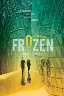 Book Review:  Frozen (Taken #2)