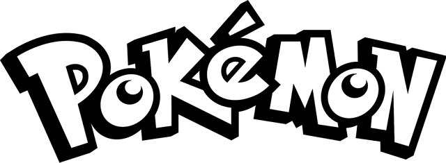 logo pokemon coloriage