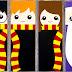Marca Páginas de Harry Potter para Imprimir Gratis.