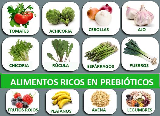 Salud con sentidos conoce las maravillas de los prebi ticos y probi ticos - Alimentos con probioticos y prebioticos ...