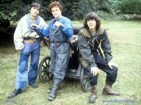 Curious British Telly: The Tripods