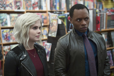 "iZombie - 3x09 - ""Twenty-Sided, Die"""