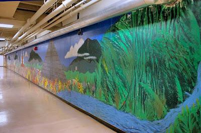 The tucson murals project for Mural hidupan laut
