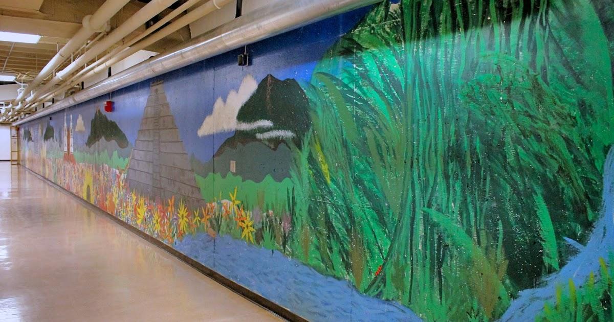 The tucson murals project rincon high for Mural hidupan laut