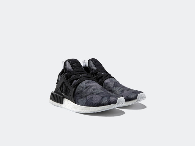 adidas NMD_XR1 Camo Black