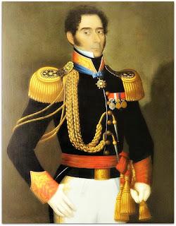Retrato del General Juan G. de Las Heras, José Gil de Castro