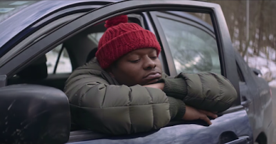 Tyrel 2018 movie still Jason Mitchell