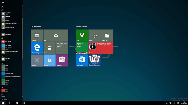 Windows 10 X64 8in1 Build 1809 Oktober 2017 Terbaru Full ISO