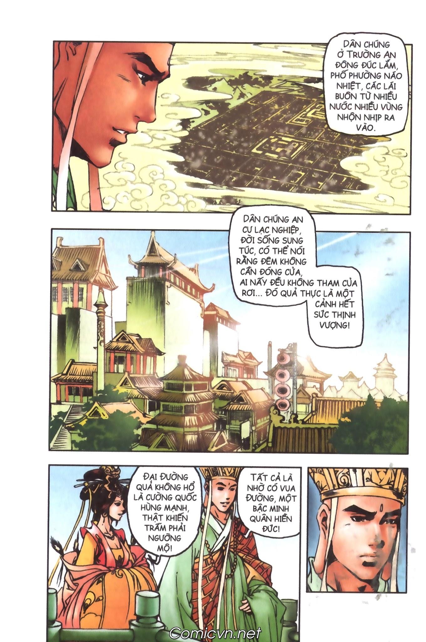 Tây Du Ký màu - Chapter 98 - Pic 35