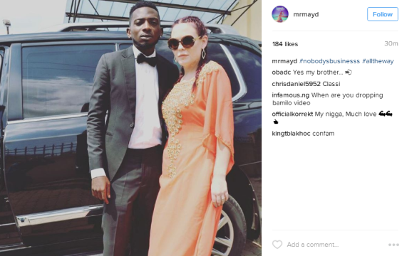 """""""Nobody's business"""" – May D reacts to marriage speculations"""