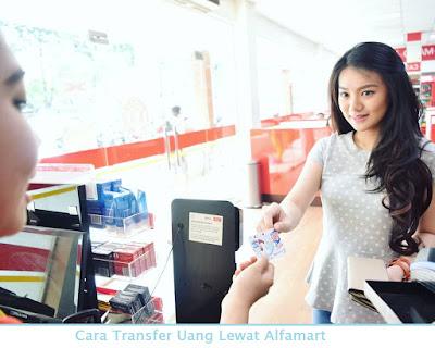 Cara Transfer Uang Lewat Alfamart (Termudah.com)