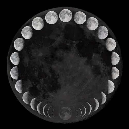 The Casual Astrologer: Moon's transits through the Signs & What it means