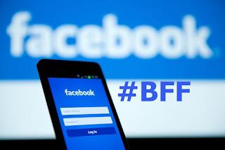 حقيقة حروف BFF إذا كتبتها في تعليقات الفيسبوك وتغير لونها تدل على كلمة السر لحسابك قوية أو لا