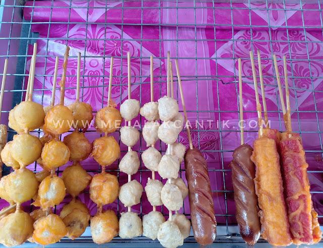 Kuliner halal dan enak di Hat Yai, Thailand