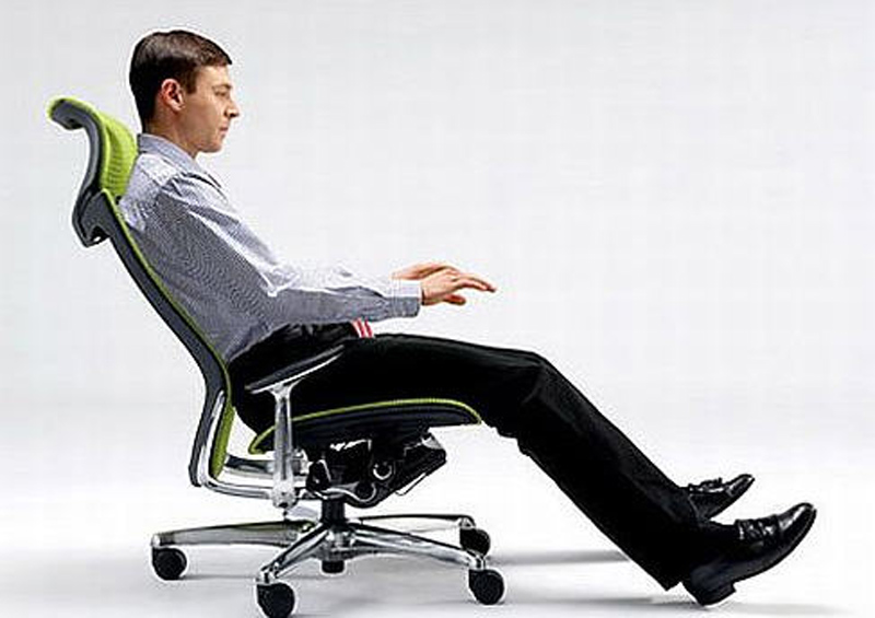Ergonomic Computer Desk Chair For Most Comfortable Work Office