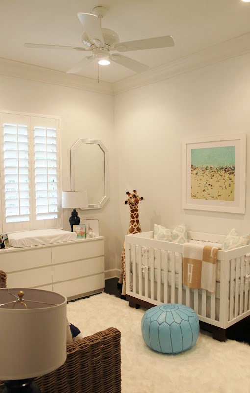 Luxe Report The Nursery Diaries Part Twelve The Reveal