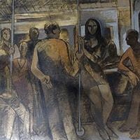 Andreu Fresquet pintura figurativa escenas cotidianas