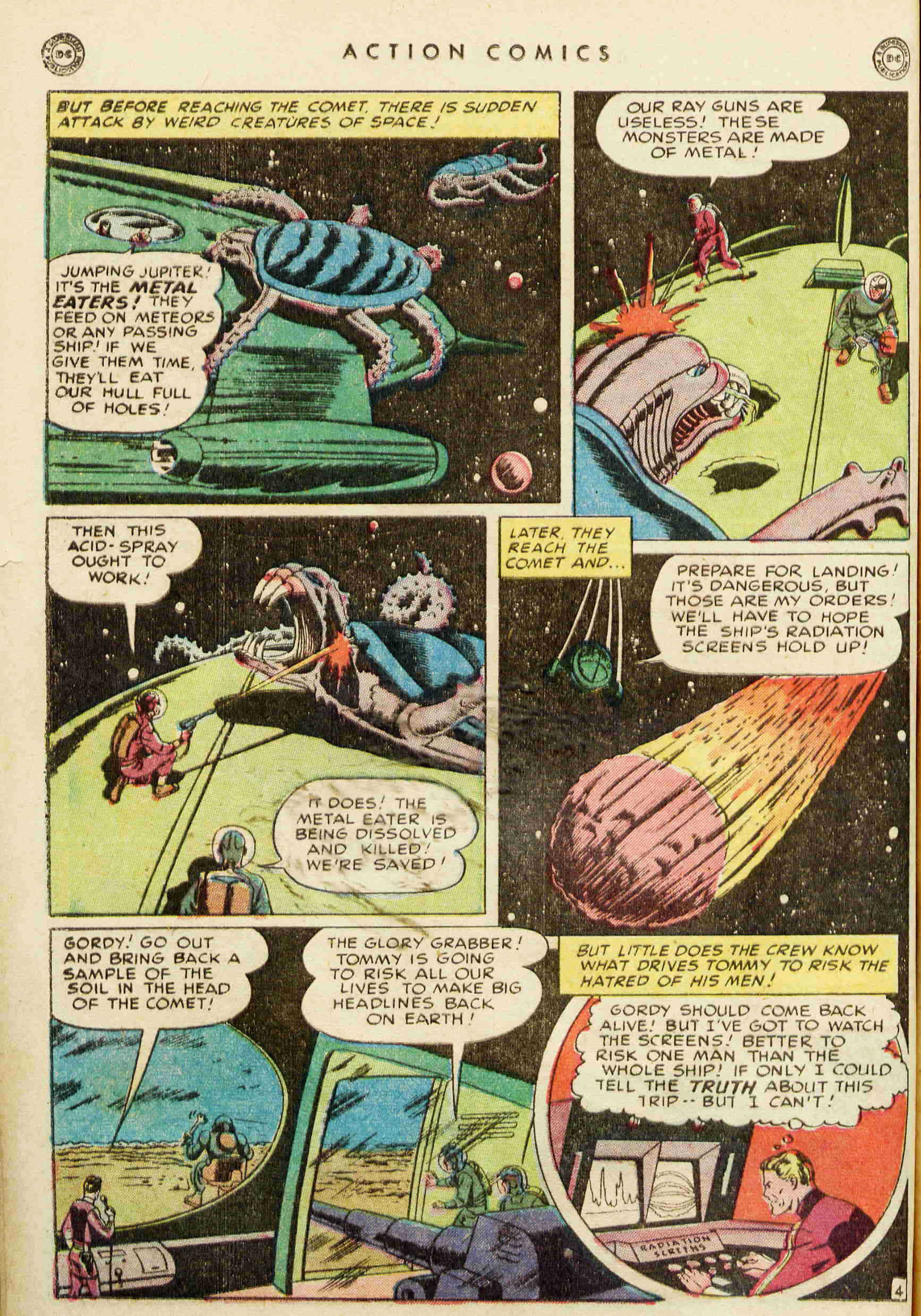 Action Comics (1938) 129 Page 32