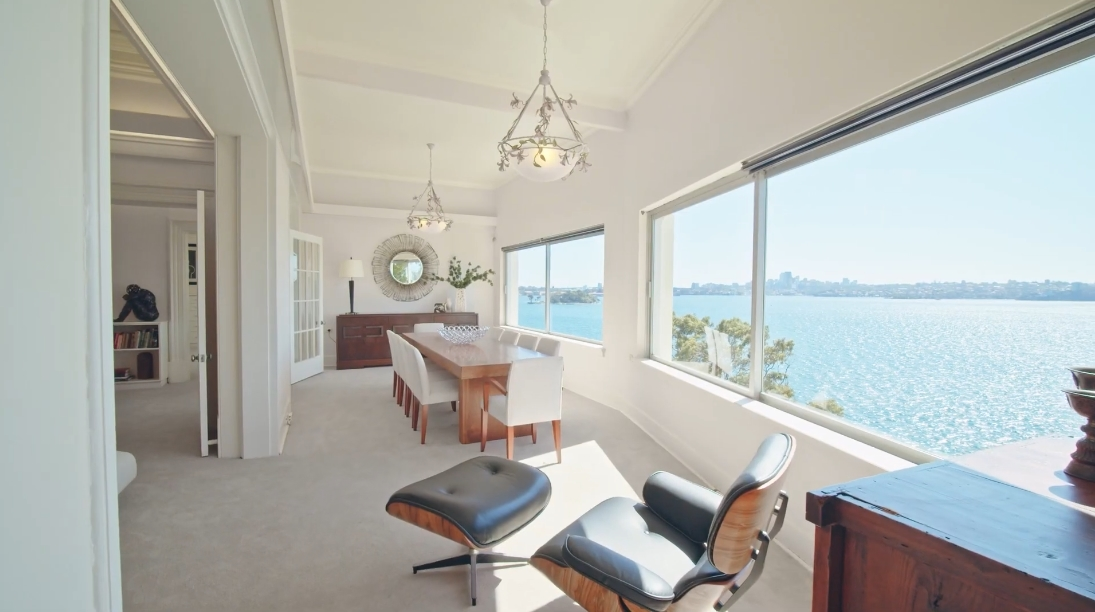 13 Photos vs. 124 Wolseley Rd #2, Point Piper Interior Design Luxury Condo Tour